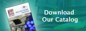 Download Our Catalog of Ready to Use Fluorescence in situ hybridization (FISH) Probes